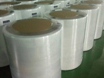 Our 2 cm non woven band cutting and packing is tight.